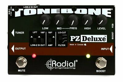 Radial Engineering Tonebone PZ Deluxe