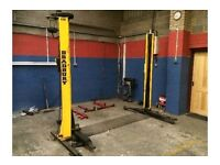 Bradbury 3000kg car lift