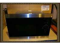 INTEGRATED MICROWAVE GRILL/COMBI RRP £140
