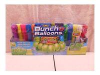 ZURU Bunch O Balloons and Bucket - Self Tying 350 Water Balloon Summer Party