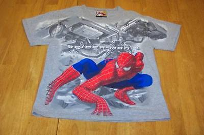 SPIDER-MAN 2 Spiderman Movie T-Shirt YOUTH LARGE
