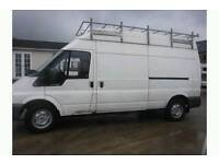 MAN + VAN HIRE DERBY HIGH ROOF LONG WHEEL BASE 1.5ton load DERBY