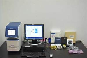APPLIED BIOSYSTEMS StepOne REAL TIME PCR STEP ONE 48 Wells + CD Software + VIDEO