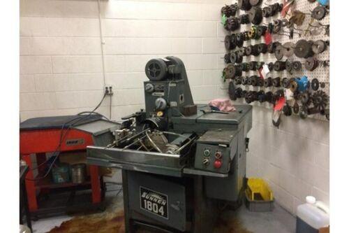 Sunnen MBC-1804 Horizontal Honing Machine w/power stroking - stone saver - auto