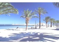 Penthouse Residential Apartment in Los Alcazares, SE Spain. 3 bed, gated with terraza and balcony