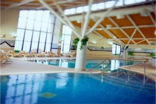 Bournemouth Marriott Health Spa Pass Ticket For 2 People Half Price Valid Until September