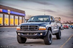 Dodge dakota 2002 4x4
