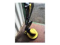 Karcher BDP 43 / 410 c - Floor polisher /carpet cleaner / floor sander