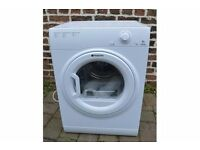 Hotpoint TVFM60C 6kg White Vented Dryer Reverse Action 1 YEAR GUARANTEE FREE DELIVERY