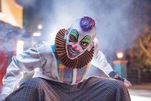 Canada's wonderland Halloween haunt tickets - use first