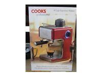 Cook's Coffee Machine