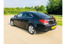 VAUXHALL INSIGNIA 'EXCLUSIVE' (2011 MODEL) '2.0 CDTI-130 BHP - 6 SPEED AIR CONDITIONED - OVNO