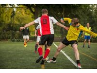 PLAYERS WANTED- 5 a-side Football PADDINGTON - Play When You Want, 7-8pm (THURSDAY)