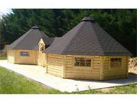 Lovely big Summerhouse / Garden Chalet