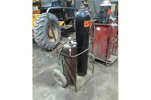 OXY ACETYLENE - CYLINDER CART - WELDING - COMMERCIAL QUALITY