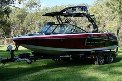 2014 Nautique Sport 200 Heaps Of Extras! As New!! Mordialloc Kingston Area Preview