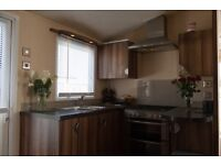Caravan To let Setonsands central heating double glazing sleeps 6