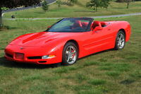 Incredible '02 Chevrolet Corvette Convertible