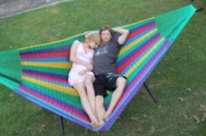 Hammock and stand. As new!! Waverton North Sydney Area Preview