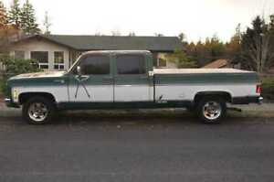 Wanted Crew Cab
