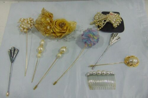 HAIR PINS STICK and ACCESSORIES