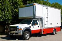 Red & White - MOVING& MORE. INSURED $300 moves /$50/hr