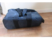 Blue coolbag, like new