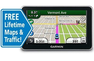 "Garmin nuvi 3490LMT 4.3"" GPS Navigator with Lifetime Maps & Traffic on Rummage"