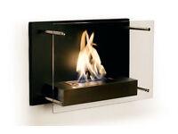 Bio Fires Capri Flame model bio ethanol fire including fuel and instructions