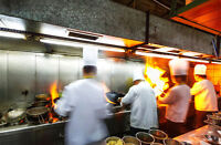 Hiring Part-time Line Cooks