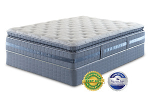 Almost new, Half price Memory Foam King size mattress for sale
