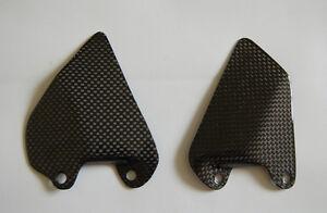 Ducati-748-916-996-998-Rearset-Foot-Heel-Guard-Plate-Carbon-Fiber