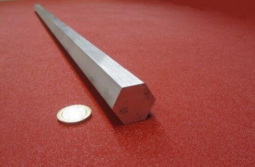 "2011 Aluminum Hex Rod 1.0"" Hex x 3 Ft Length"