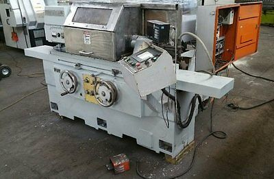 12 X 24 Chevalier Cg-1224-a Cylindrical Universal Grinder