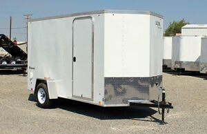 6' X 10' Enclosed Utility Trailer WANTED
