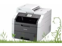 Brother MFC9140CDN printer, copier, fax, scanner