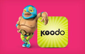 $50 Koodo Referral (Pay your bill with it)