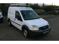 I need a Ford transit connect lwb high top van