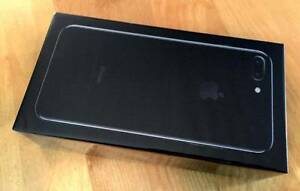 BRAND NEW JET BLACK IPHONE 7 - 128 GB. SEALED & UNLOCKED South Melbourne Port Phillip Preview