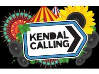 Kendal Calling 2 x Weekend Tickets for sale