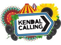 Kendall Calling Weekend Camping plus Thursday entry