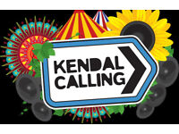 x2 Kendal Calling 2018 Thursday Entry & Weekend Ticket