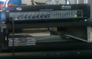 AMPEG SVT 3 PRO USA. moving must sell.