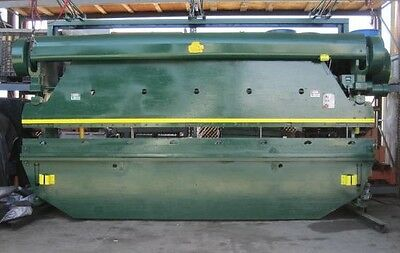 Mercury 16 Press Brake Model 6514 Backgageontario Calif.versonchicago