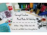 Mixed Media Art Workshop