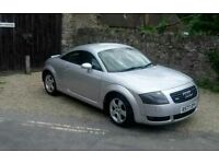 Audi TT 225, CURRENTLY NOT AVAILABLE