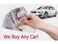 We buy any cars/vans