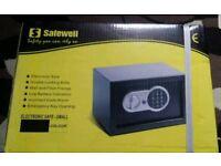 Safewell - Safe - Electronic safe