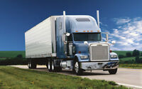 Owner operators needed for trucking company
