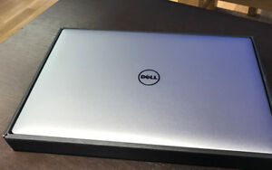 dell xps 9560 15 inch 16gb ram ddr4 512 ssd touch 4K
